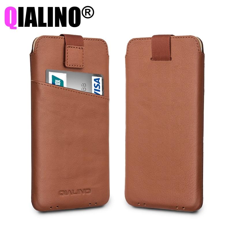Цена за Для крышки iPhone 7 случаях Coque телефон сумка чехол для принципиально iPhone 7 Plus Элитная Натуральная кожа ручной работы телефон случаях