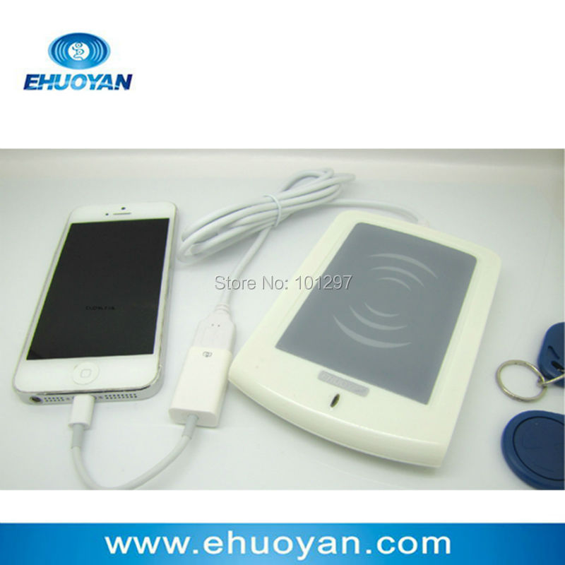 Tabletă telefon Android Android Rfid 13,56Mhz ISO 14443A / Plug & - Securitate și protecție - Fotografie 5