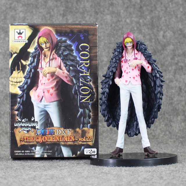 Anime One Piece Great All For My Heart PVC Action Figure Collection Model Toy