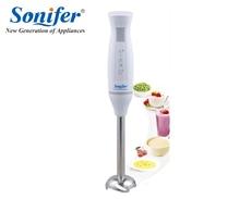200W Colorful electric food blender juicers mixer kitchen detachable hand blender egg beater vegetable blend no cup Sonifer