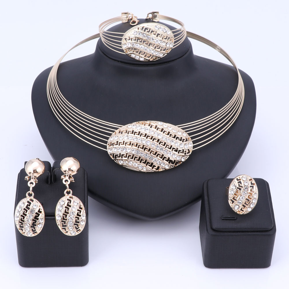 aliexpress com buy dubai wedding bridal jewelry sets