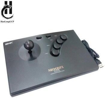 Için snk NEOGEO X Arcade sopa Joytick gamepad denetleyici USB Arcade sopa NEOGEOX PC için