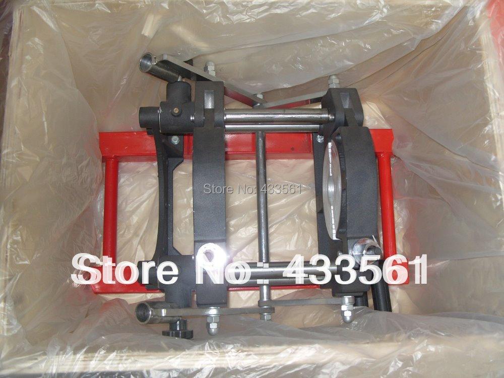 Butt suvirinimo aparatas PVC ir PE vamzdžių - Suvirinimo įranga - Nuotrauka 2