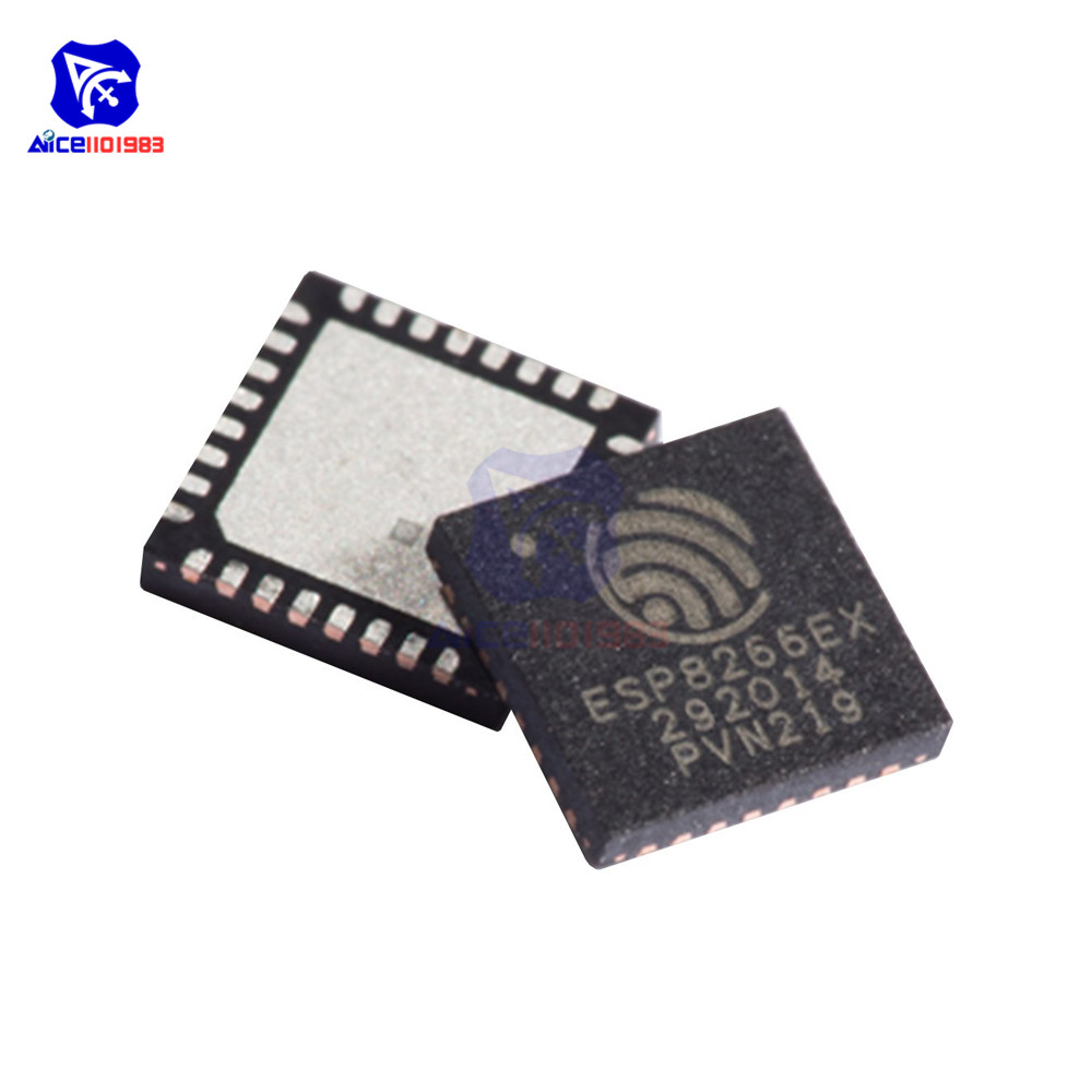 1 Piece IC ESP8266EX Chips Wireless 802.11 B/g/n WIFI Chip ESP8266 Original Integrated Circuit