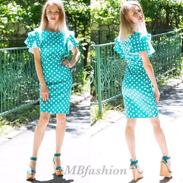 2017 для женщин тонну облегающее платье с рукавом-Lipstick Vintage Голуб платье женский Bolt Навальный до платье в горошек с зануда на рукавах зеленый болт платья для женщин