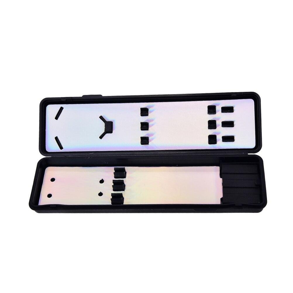 New Dart Accessories Plastic Dart Box Plastic Dart Portable Storage Box Dart Case/Wallet Bag Box
