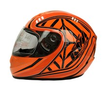 (1pc&2colors) DOT Approved High Quality Motorcycle Full Face Helmets Street Racing Casque Casco Capacete Helmet KTM Quality