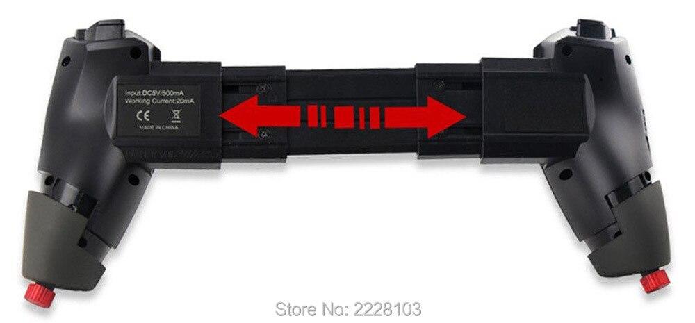 جويستك للتحكم بالالعاب في اجهزة الاندرويد والايباد الاتصال بالبلوتوث IPEGA 9055 PG-9055 15