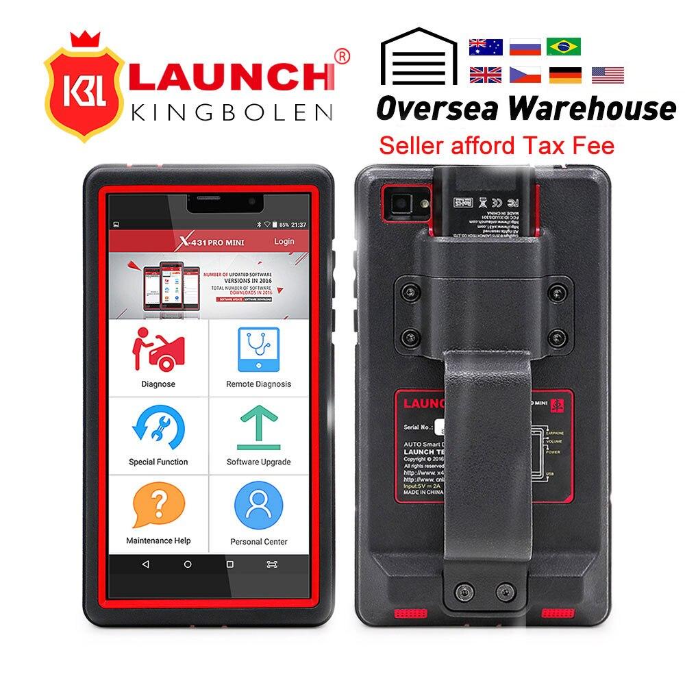 launch x431 pro mini car diagnostic auto code scanner. Black Bedroom Furniture Sets. Home Design Ideas