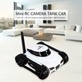 Wi-fi Mini Câmera RC Tanque ISpy com 0.3MP Câmera de Vídeo Do Carro 777-270 controle remoto do robô com 4ch suppots by iphone app android