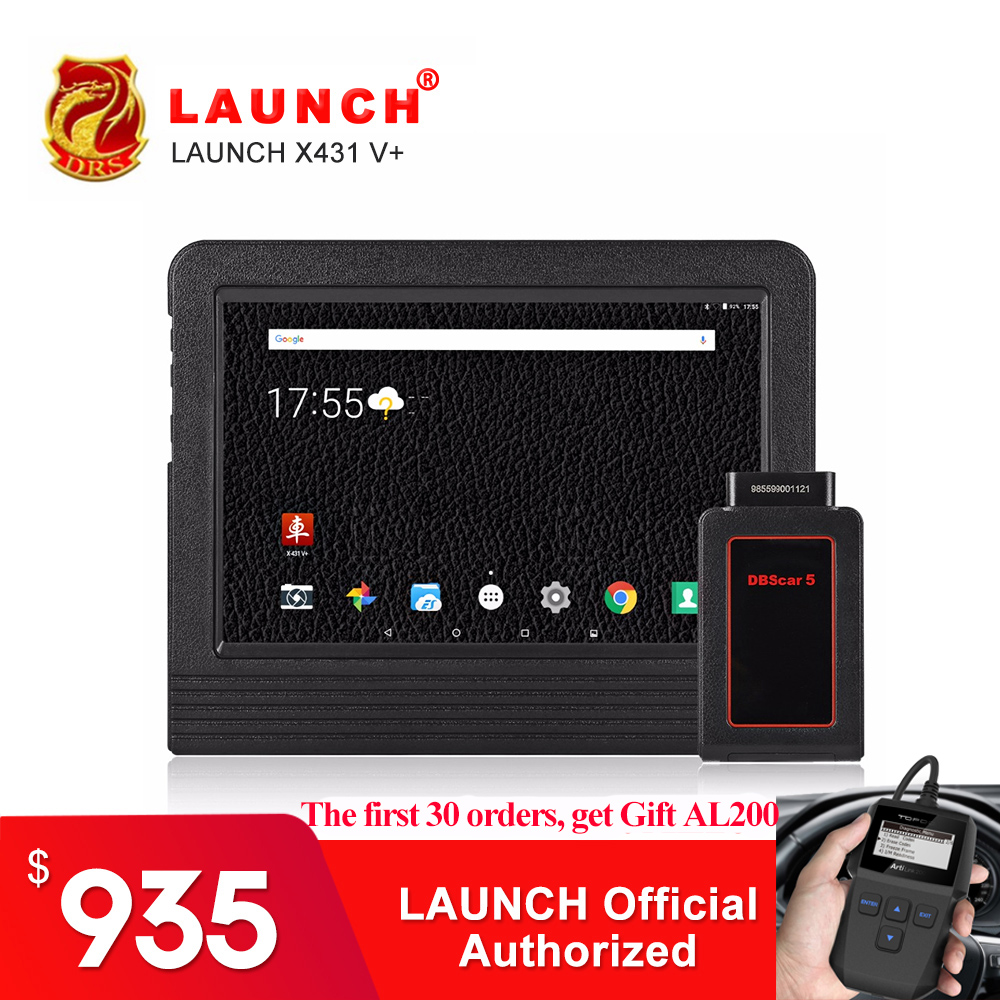Launch X431 V plus X431 pro3 OBD2 Diagnostic Scanner Automotive OBDII Auto Diagnostic Tool Car Bluetooth Wifi Full System OBD 2 original launch golo m diag lite plus diagnostic tool for ios android built in bluetooth obdii batter than x431 idiag easydiag