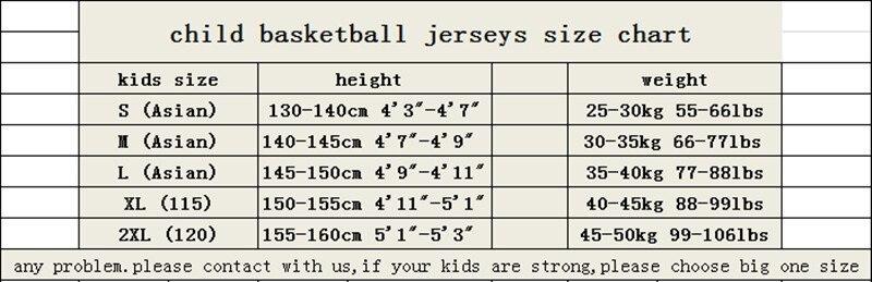 Aeproducttsubject also kids reversible basketball jersey sets boys youth child kits rh aliexpress