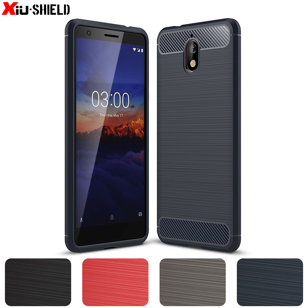 TPU Case for <font><b>Nokia</b></font> 3.1 TA-1063 TA-1070 Nokia3 2018 <font><b>TA1063</b></font> Soft Silicone Case Phone Cover for Nokia3.1 TA 1063 1070 1049 Case image