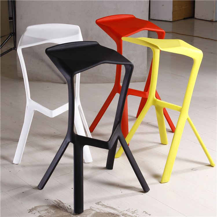 Bar chair stool. Eat chair. The bar stool the bar chair hairdressing pulley stool swivel chair master chair technician chair