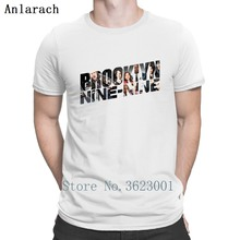 Brooklyn Nine Nine T Shirt New Hiphop Interesting Summer 2019 Fitness Clothing Create Letter Novelty Cotton комод nine letter 22other 035