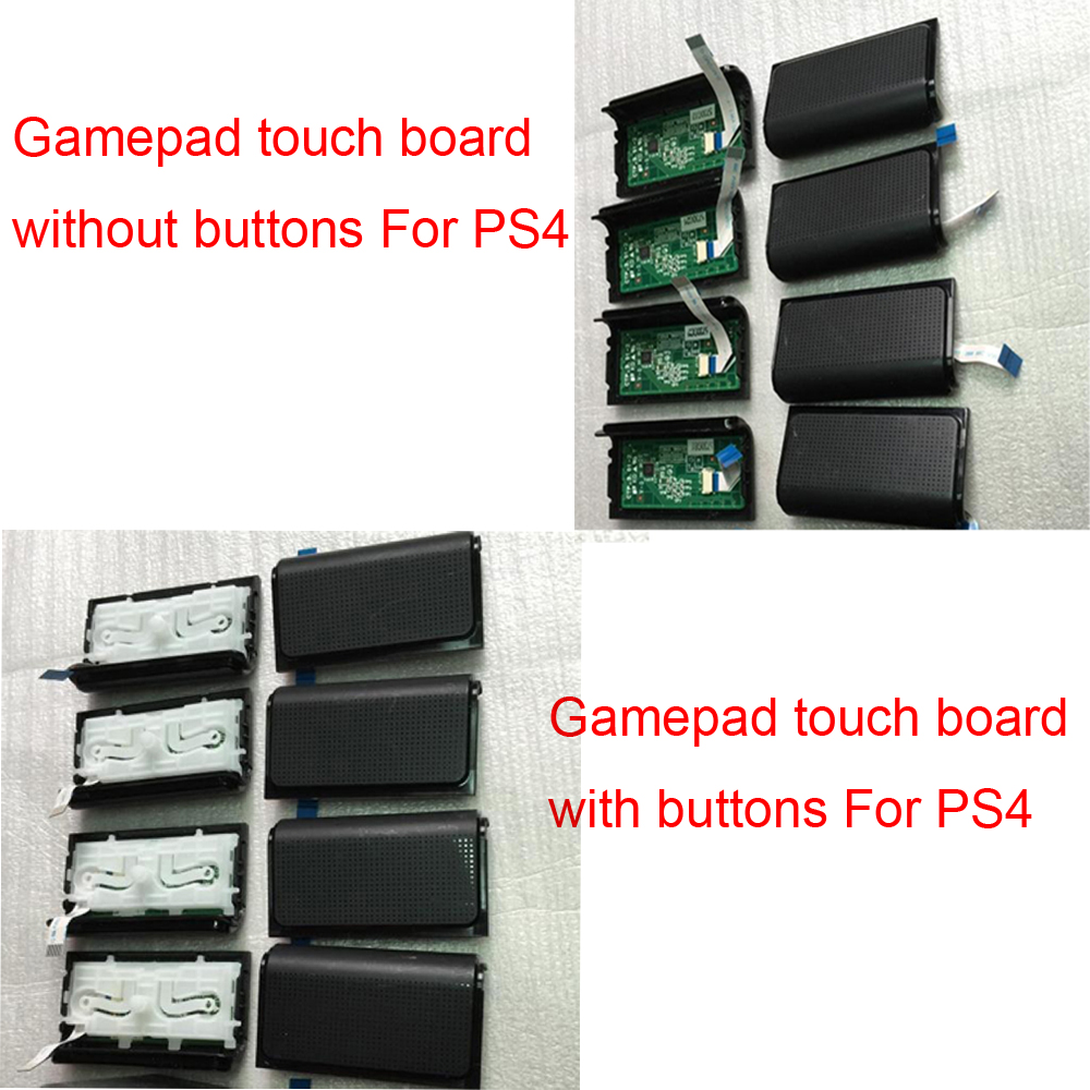10pcs a lot Gamepad touch board assembly Touchpad Module For PS4 game controller