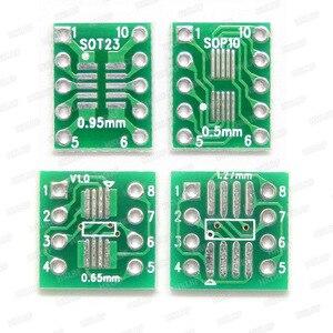 12 шт. SOP4-SOP28 TSSOP4-TSSOP28 SMD для DIP платы для RT809H RT809F TL866II TL866A TL866CS TNM5000 6100N 610P XELTEK