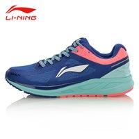 Li Ning Women Autumn Light Comfortable Running Shoes Breathable Mesh Cushioning Sneakers LI NING FLASH Sports