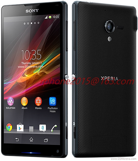 Original Unlocked Sony Xperia ZL C6503 LTE Wifi Sony C6503 13MP 2GB RAM 16GB ROM Mobile