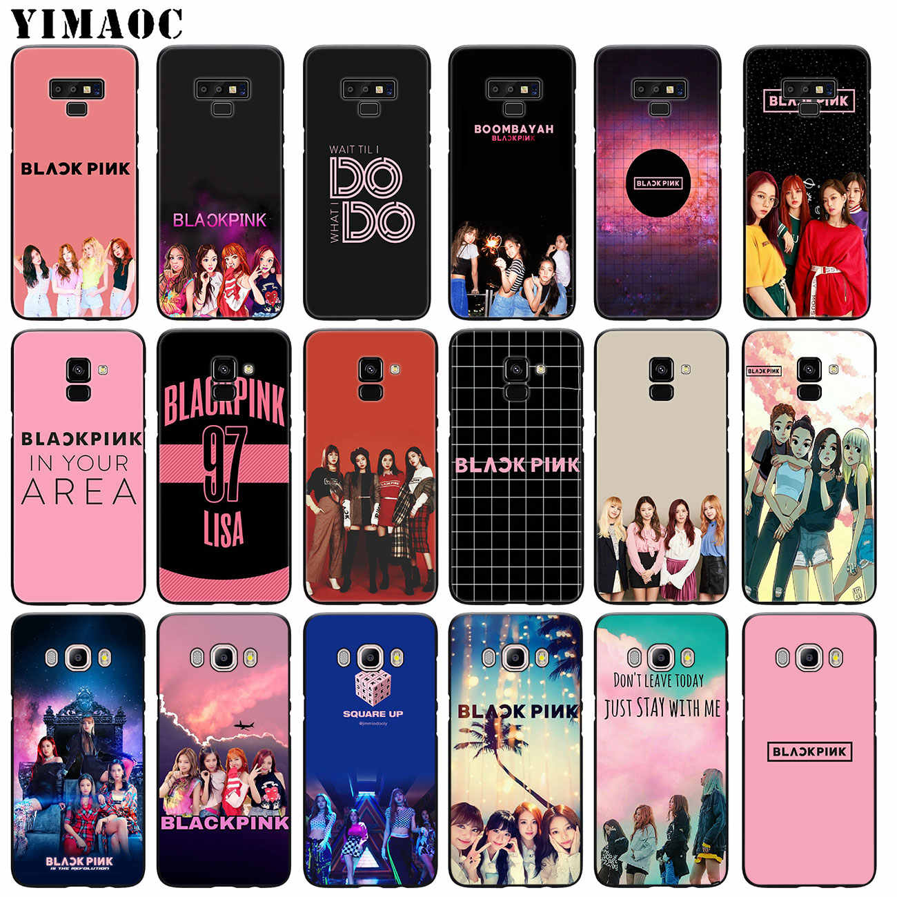 Phone Cases for Samsung Galaxy A6 A7 A8