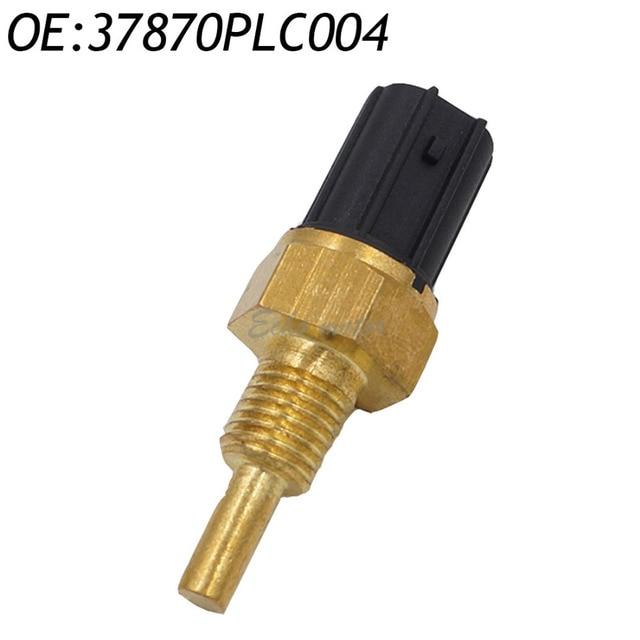 US $5 93 27% OFF|New 37870PLC004 Fits Honda TW SENSOR Coolant Temperature  ECT Water Temp PLC 37870 PNA 003,37870 RAA A01 Genuine-in Temperature  Sensor