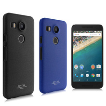IMAK Ковбой Чехла Для LG Nexus 5X телефон случаях