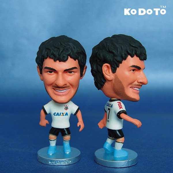 Football star Soccer Star 7# PATO (COR-Classic) 2.5 Action Dolls Figurine