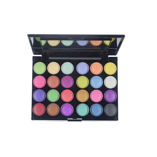 Pro 33 цветов макияж установить Полный цвет тени для век блеск для губ румяна пудра кисти коллекции palatte косметика макияж На Лице красота