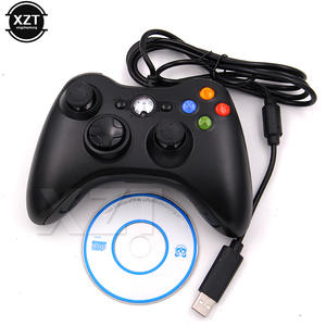 1pcs Remote Controller for PC Game Controller pad USB Wired Joypad Gamepad For for Windows 7  8  10 Joystick Controle hot sale