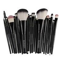 New 22 Pcs Pro Makeup Brush Set Powder Foundation Eyeshadow Eyeliner Lip Cosmetic Brush Kit Beauty