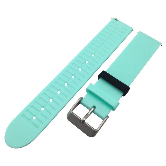 2019 Silicone Straps For Withings Activite Pop Watches Sports Watchband Rubber Straps Correa Reloj
