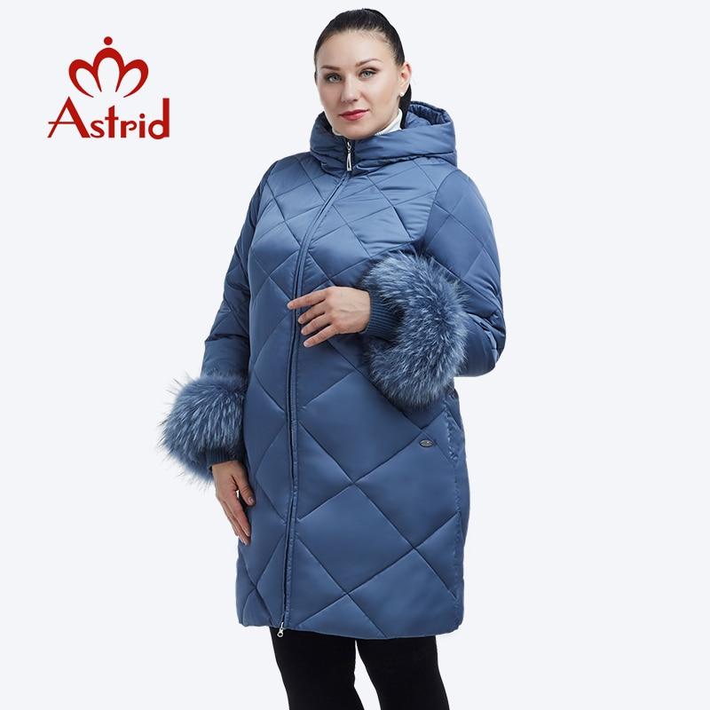 Hotsale ฤดูหนาวลงเสื้อผู้หญิงยาว Coat Warm Parkas หญิงหนาเสื้ออบอุ่นคุณภาพสูง astrid ฤดูหนาวแฟชั่นยูเครน FR 2026ф-ใน เสื้อกันลม จาก เสื้อผ้าสตรี บน   1