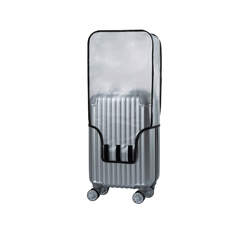 Newest Transparent Waterproof Luggage Covers PVC Frosted Suitcase Protective Covers 20''-30''