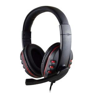 Image 5 - Xunbeifang ل ps 4 السلكية سماعة الألعاب سماعات مع ميكروفون سماعات للألعاب PS4