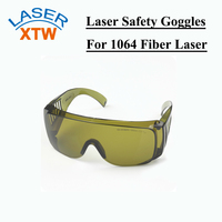 1064nm Laser Protective Goggles Style B Laser Safety Goggles 850 1300nm OD4 CE For Fiber Laser