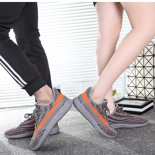 Casual Shoes Men Breathable Autumn Summer Mesh Lovers Shoes Brand Femme Chaussure Ultras Boosts Super Shoes