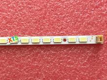 2 adet/grup LED arka ışık şeridi için 37LV3550 37T07 02a 37T07 02 37T07006 Y4102 73.37T07.003 0 CS1 T370HW05do 1 parça = 60LED 478mm