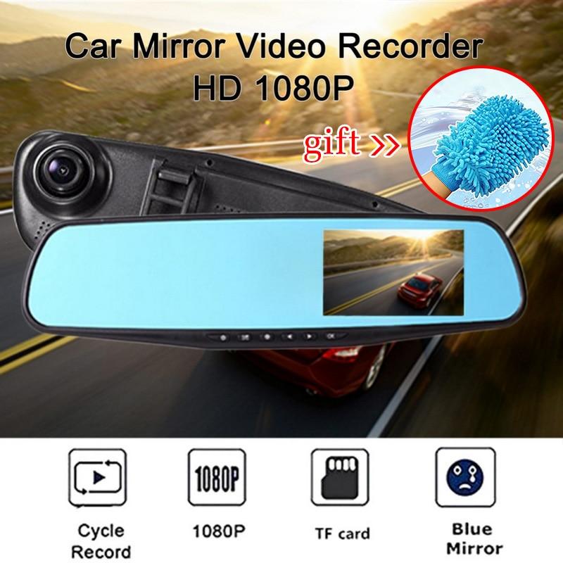 1080 P HD Câmera Do Carro DVR Espelho Suv Para Vários Carros 120 Graus Auto Gravador de Condução Câmera 12.0MP Traço Cam espelho Da Câmera do carro