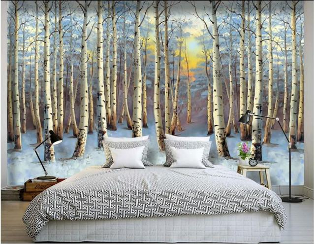 3d wallpaper custom mural non woven 3d room wallpaper hd The sunset
