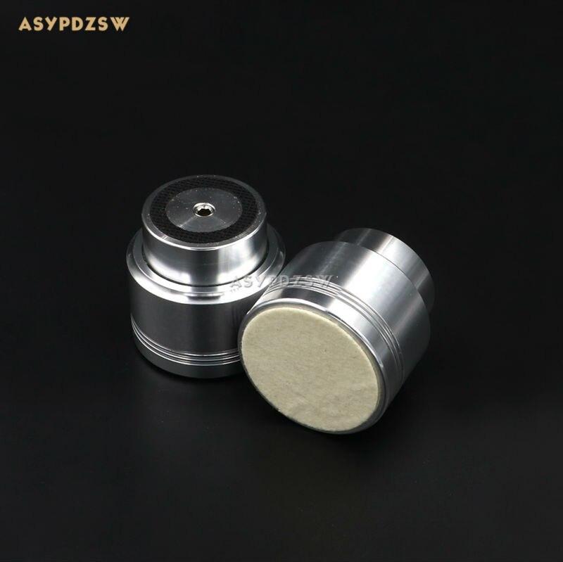 4 шт. D53 * H50 высокое качество звука изоляции Спайк maglev футов HiFi 53*50 аудио стенд мат