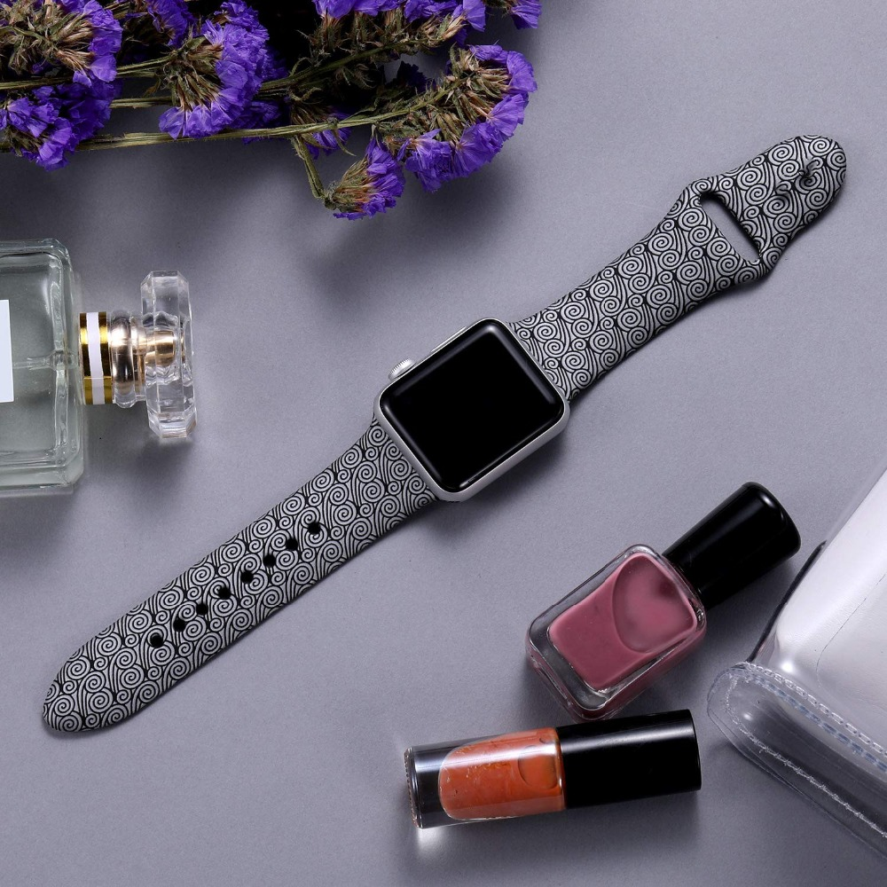 Floral Band for Apple Watch 295