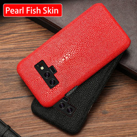 Phone Case For Samsung Galaxy Note 9 8 5 4 S5 S6 S7 Edge S8 S9 Plus A5 A7 A8 J5 J7 Thai Pearl fish Stingray Dasyatis akajei capa