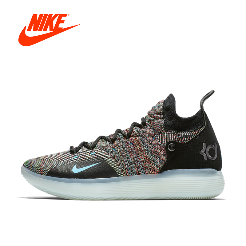 50a9b2911c71 Original New Arrival Authentic NIKE ZOOM KD11 EP Men s Basketball Shoes  Sport Outdoor Sneakers