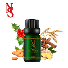 100% Pure natural Cervical massage compound essential oil Dredge meridian relieve stress Enhance immunity ability diplomatic immunity