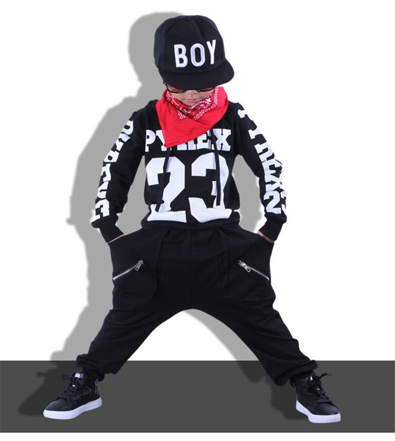 Teenagers Girls Clothing Set Sport Number Print Pullover Harem Pants Suit Kids Clothes Tracksuit 5-16 Years Children  Sets