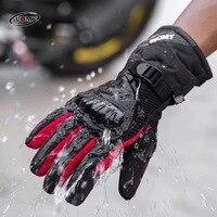 Waterproof Full Finger Pro Moto Motorcycle Gloves Windproof Motorbike Glove Luvas Cycling Racing Sport Guantes De