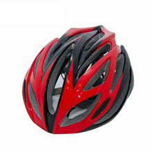 Safety Outdoor Bicycle Cycling Helmet EPS+PC Material Ultralight Mountain Bike Helmet With Insect Net Casco Ciclismo