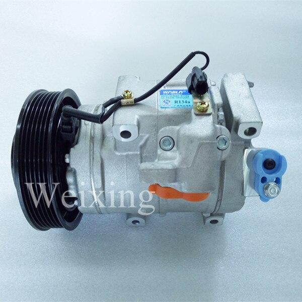 Auto Air Conditioning PV6 for 10SR17C Honda Accord Acura Integra Compressor 2008