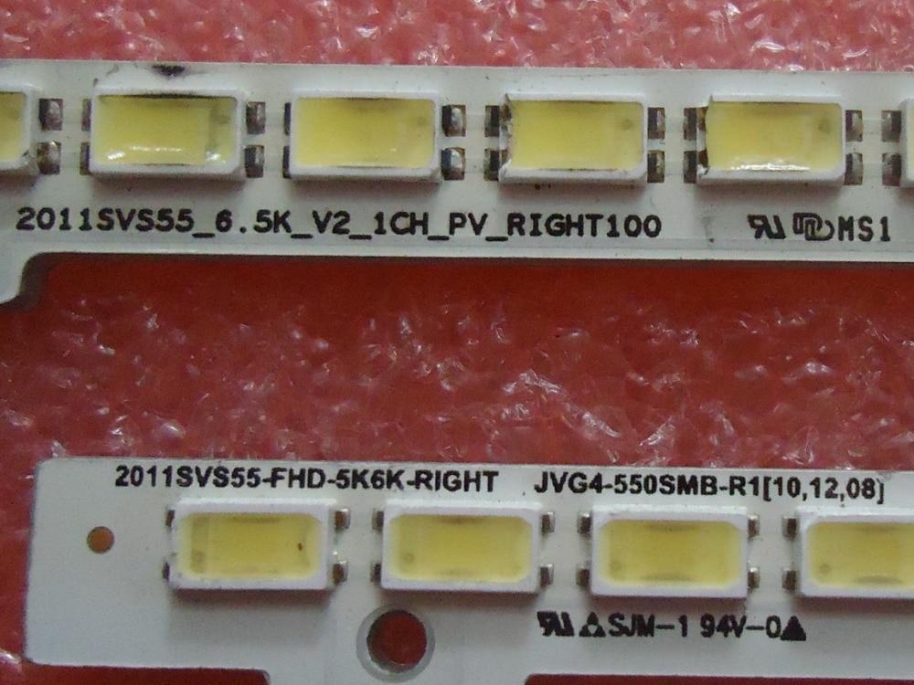 led backlight screenUA55D6600WJ 2011SVS55-FHD-5K6K-RIGHT  1pcs=100led 680mm new 661 5976 lcd backlight board for imac 21 5 a1311 led display screen backlight inverter board v267 707 late 2011