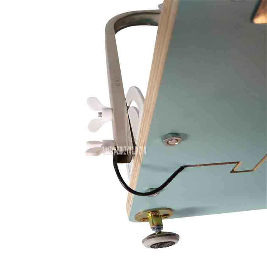 産業泡切断機S803 デスクトップ電熱線ホットメルトスポンジ真珠綿kt板切断幅 0-270 ミリメートル/0 〜 660 ミリメートル